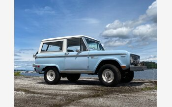 1969 Ford Bronco Sport for sale 101334506