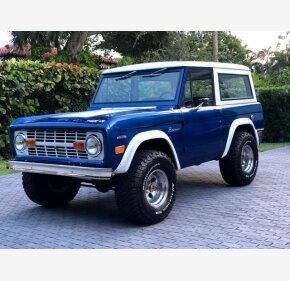 1969 Ford Bronco for sale 101357047