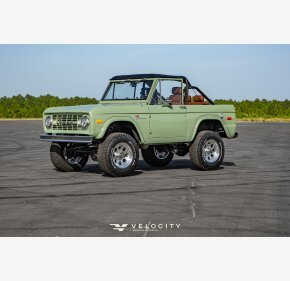 1969 Ford Bronco for sale 101359892