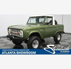 1969 Ford Bronco for sale 101369530