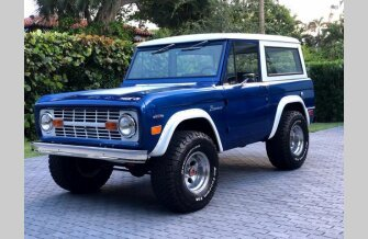 1969 Ford Bronco for sale 101381236