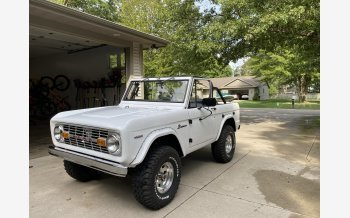 1969 Ford Bronco for sale 101384468