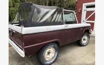 1969 Ford Bronco for sale 101386270