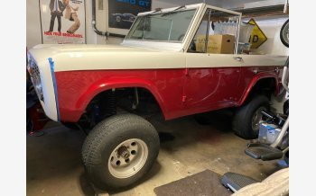 1969 Ford Bronco Sport for sale 101393272