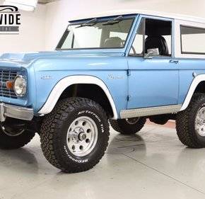 1969 Ford Bronco for sale 101396446