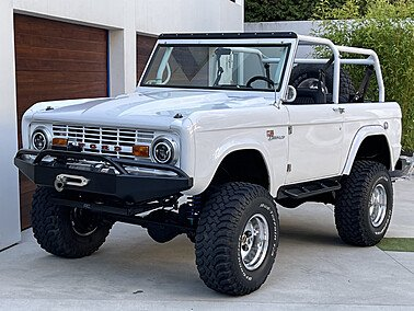 1969 Ford Bronco for sale 101517829
