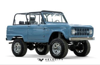 1969 Ford Bronco for sale 101526263