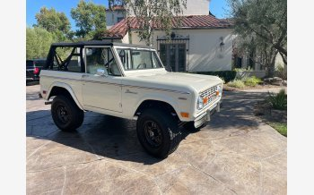 1969 Ford Bronco for sale 101593027