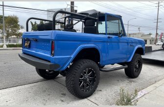 1969 Ford Bronco for sale 101597604