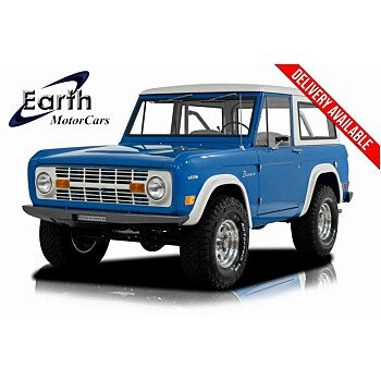 1969 Ford Bronco for sale 101606803