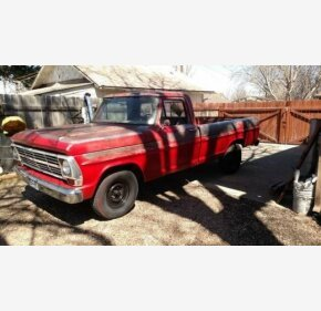 1969 Ford F100 for sale 100825263