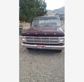 1969 Ford F100 for sale 100907704