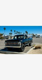 1969 Ford F100 2WD Regular Cab for sale 101032202