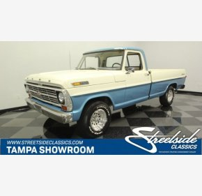 1969 Ford F100 for sale 101047136