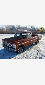 1969 Ford F100 for sale 101066352