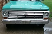 1969 Ford F100 2WD Regular Cab for sale 101089263