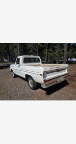 1969 Ford F100 2WD Regular Cab for sale 101117137