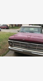 1969 Ford F100 for sale 101135012