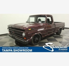 1969 Ford F100 for sale 101138103