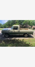 1969 Ford F100 2WD Regular Cab for sale 101143876