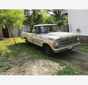 1969 Ford F100 for sale 101152532