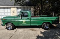 1969 Ford F100 2WD Regular Cab for sale 101175123