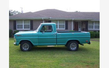 1969 Ford F100 2WD Regular Cab for sale 101186404