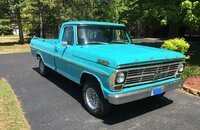 1969 Ford F100 2WD Regular Cab for sale 101192721