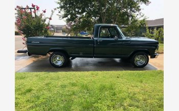 1969 Ford F100 2WD Regular Cab for sale 101203373