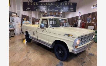 1969 Ford F100 for sale 101215393