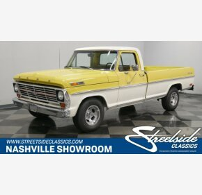 1969 Ford F100 for sale 101217754