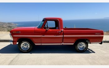1969 Ford F100 2WD Regular Cab for sale 101234955