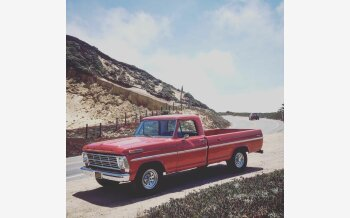1969 Ford F100 2WD Regular Cab for sale 101240699