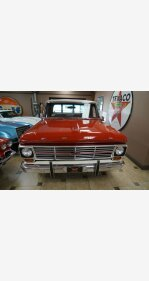 1969 Ford F100 for sale 101249591