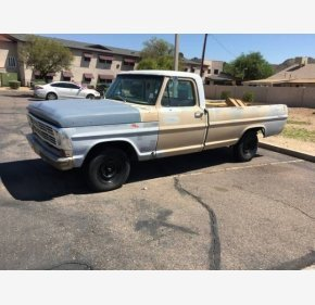 1969 Ford F100 for sale 101264552