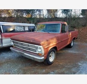1969 Ford F100 for sale 101264764