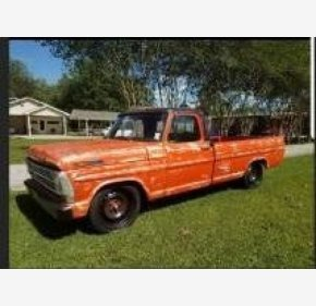 1969 Ford F100 for sale 101264942
