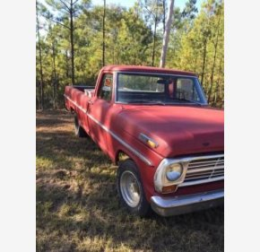 1969 Ford F100 for sale 101265071