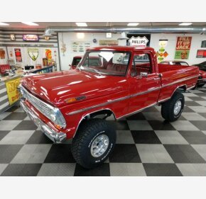 1969 Ford F100 for sale 101283684