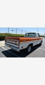 1969 Ford F100 for sale 101321250
