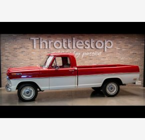 1969 Ford F100 for sale 101322745