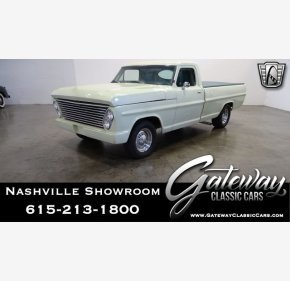 1969 Ford F100 for sale 101335205