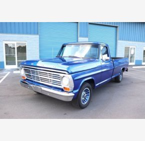 1969 Ford F100 for sale 101364483