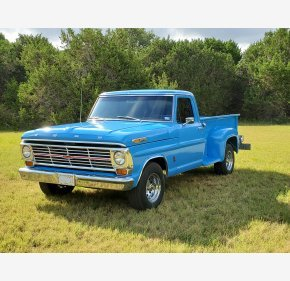 1969 Ford F100 2WD Regular Cab for sale 101364875