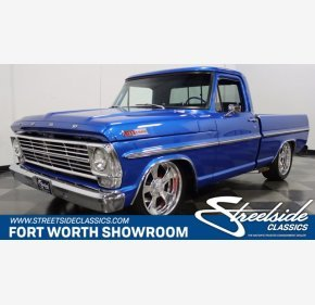 1969 Ford F100 for sale 101368218
