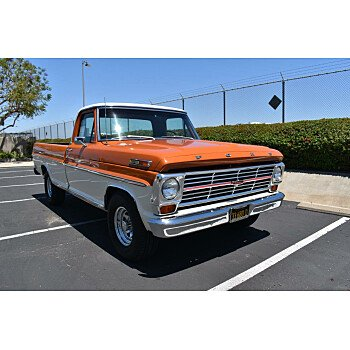 1969 Ford F100 for sale 101404343