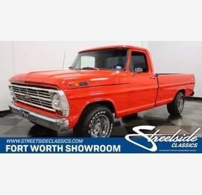 1969 Ford F100 for sale 101405271