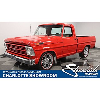 1969 Ford F100 for sale 101457851