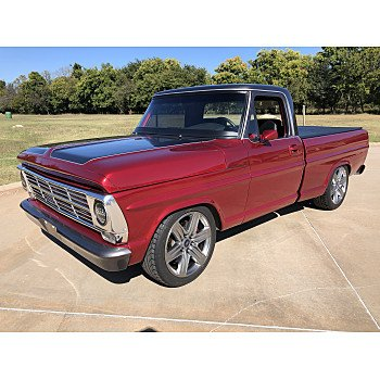 1969 Ford F100 for sale 101458536