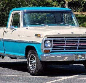 1969 Ford F100 for sale 101471166